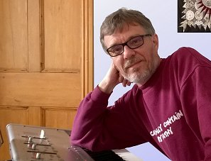 Grant Davis, composer and writer of Pieces of After Eight